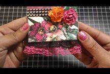My Crafty Videos / My collection of crafty projects I've created / by Tara Bouldin