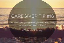 Caregivers Corner / Inspiration for Caregivers / by National Stroke Association