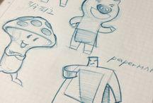 My sketch / by Myoung-kyu Lim