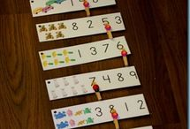 Preschool Math / by Angela Spanhak
