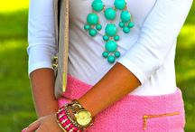 Summertime Southern Frock! / by Brooke Manquen