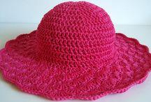 Crochet Hats / by Teena Murphy
