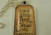 Scriptures / by Forever Yours Glass Etchings