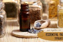 Essential Oils / by Amanda Elliott