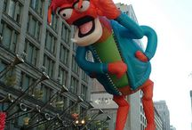 Balloons that have been in the McDonald's Thanksgiving Parade / by McDThanksgvingParade