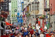 Galway / With so much culture, history and craic Galway is a great place to visit. Why not stay in one of our hotels check out http://www.maldronhotels.com/ for availability. / by Maldron Hotels & Partner Hotels