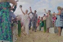Wedding videos / Romantic beach wedding videos Koh Samui Weddings Events in Koh Samui / by Miskawaan Villas