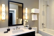 bathroom ideas / by Michele Bauer