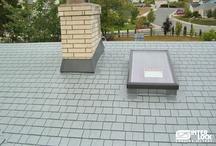 Interlock® Flat Roofing / by Interlock Metal Roofing