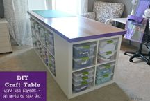 Craft Spaces / by Abby