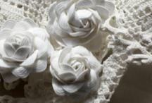 Flowers - Many ways / by Stitched With Friends Shar Fletcher