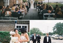 Historic Rice Mill Weddings / Charleston, SC / by Tyrrell Price