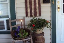 1 - Front Porch / by Shari Teague
