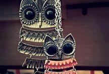 I <3 Owls / by Deena Messick-Fitzgerald