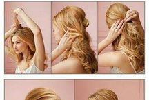 Wedding Hair / by Maria Bailey