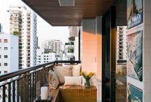 My Balcony / by Danielle Aaronson