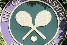 Love, 15, 30, 40, Game / Wimbledon 2014 opens on June 23 this year and with it comes sporty summertime trends and style! / by Graham & Brown