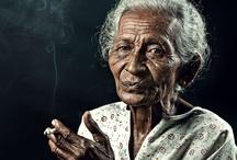Wrinkles, age...wisdom...life / by Myrna Quinones Freeman