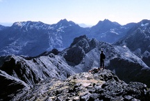 Mountains to climb and places to wildcamp / by Wild Terrain