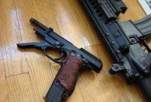 Firearms / by Rowdy Nunez