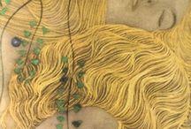 Klimt  / by Cezar-Nelu Mitran
