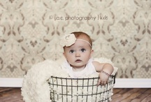 Baby photography / by Breanna Kuebler