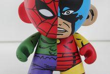 Make mine Marvel / by Kyle Gross