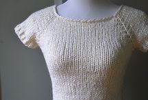 Knit Sweater Patterns / Knit sweater patterns / by Ashley @ A Crafty House