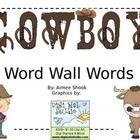 Word Walls / by Aimee Shook