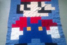 Mario brothers  / by Jill Branham