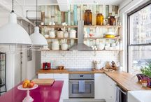 Renovating - Kitchen  / by Israel Butson