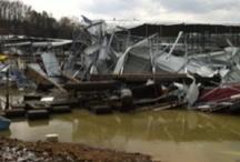 March 2nd 2012 tornados / by Becky Rardin