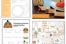 Fall/Thanksgiving / by Megan Luckey