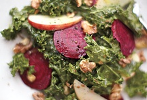 salads: grain + dairy free / by Brittany Collins