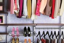 Closets / by Melinda Johnson Malamoco