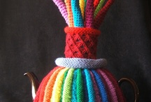 Ideas Tea Cosies / design inspirations- tea cosy with character. / by Claire Fairall Designs