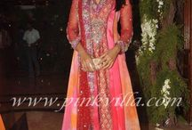 Wedding - Sangeet wear / by Dishpa Gala