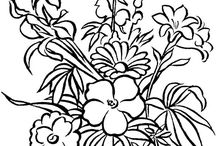 Coloring Pages / by Tessa Colburn Bonvouloir