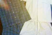 Men's Short Pajamas /   / by Crazy For Bargains Pajamas