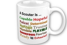 Scouter Stuff - Scouter Mom / Shirts, mugs, note cards, and more related to Scouts for yourself or for your favorite Scouter. / by Scouter Mom