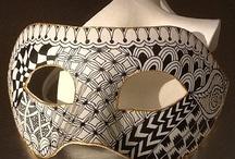 Masks / by Judi Lamb