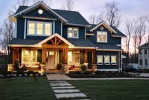 Home Sweet Home: Outside Living / by Jamie Sybert
