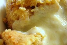 Pies, Crumbles & Cobblers / by TGIDINNER Gigi McLaughlin