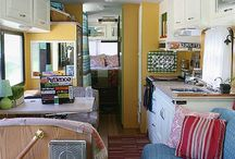 Small spaces/vehicles / by Painted and Patched