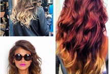Beautiful Hair / by Stephany Martinez