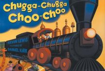 Train Books for Kids / Here at the Ortega Library, we get requests for train books all the time. Here are some for you to browse. / by Ortega Public Library