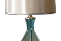 Uttermost Lamps / by Aracelly Rosendahl