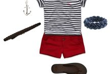 cruise outfits / by Lisa Munn