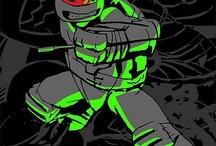 Teenage Mutant Ninja Turtles / by Sierra Harper