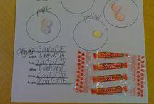 math...cool for school / by JoAnn DiMaria Baird